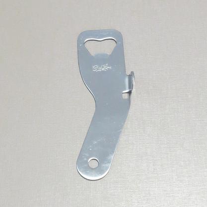 Abridor em Aço Inox para Latas e Garrafas 14,5cm