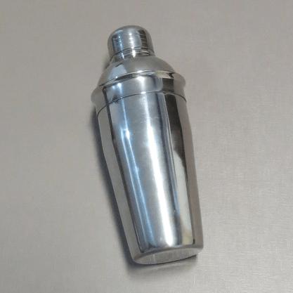 Coqueteleira em Aço Inox para Preparo de Drinks 500ml
