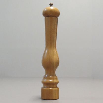 Moedor Manual de Madeira para Pimenta - 30cm