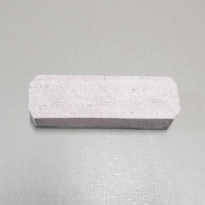 Pedra para Afiar Sem Suporte em Madeira - 4cm x 13cm