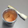 Kit Copo de Caipira em Madeira e Alumínio com Socador
