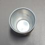 Copo de Madeira Entalhada e Interior em Alumínio 175ml