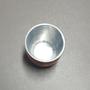 Copo Dose em Madeira e Interior em Alumínio