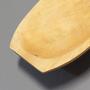Gamela Artesanal em Madeira Rústica - Tamanho Pequeno