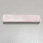 Pedra para Afiar Sem Suporte em Madeira - 4cm x 19cm