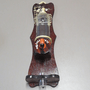Pingometro Artesanal em Madeira Rústica Garrafa 900ml