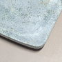 Prato Retangular em Pedra Sabão 15cm x 20cm