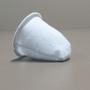 Refil para Coador Dose em Tecido - Diâmetro 8,5cm