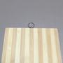 Tábua de Corte Retangular em Bambu 34cmx24cmx1,4cm