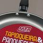 Tapioqueira e Panquequeira Antiaderente 22cm